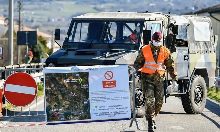 Cách thị trấn Italy chặn đứng chuỗi lây nhiễm nCoV -