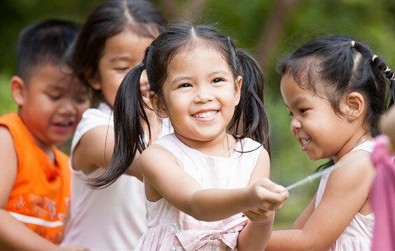 Năm cách nuôi dạy trẻ hướng ngoại