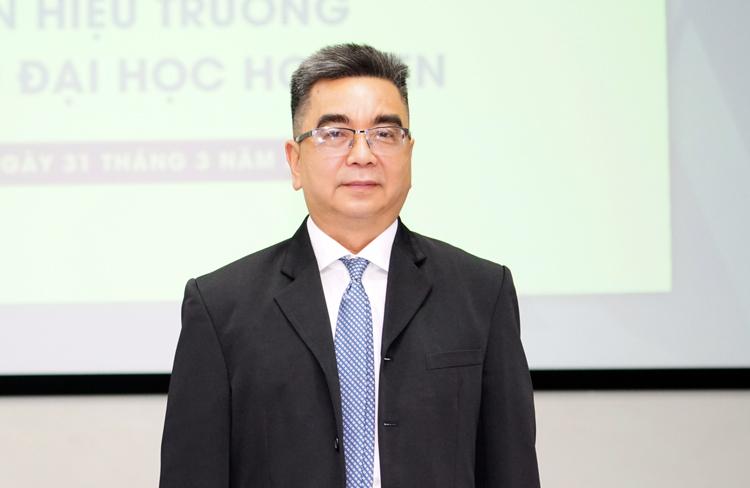 Đại học Hoa Sen có hiệu trưởng mới - ảnh 1