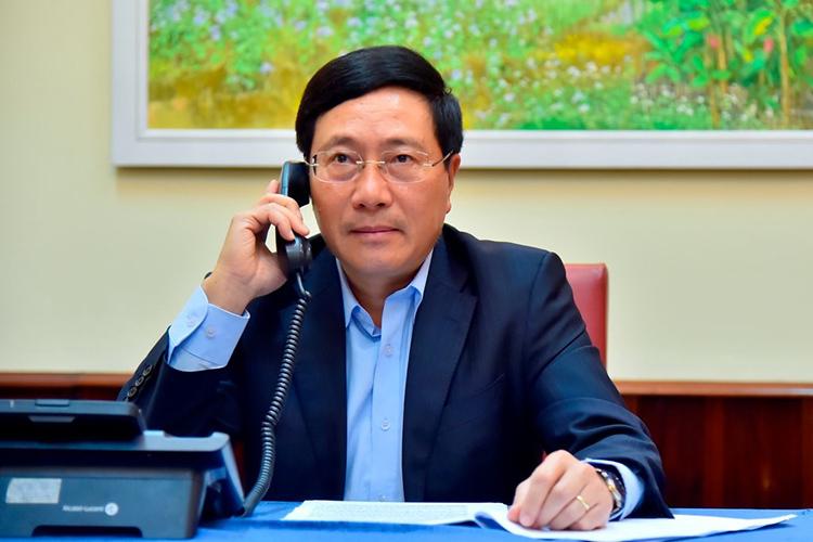 Nhật hỗ trợ Việt Nam gần 2 triệu USD đối phó Covid-19 - ảnh 1