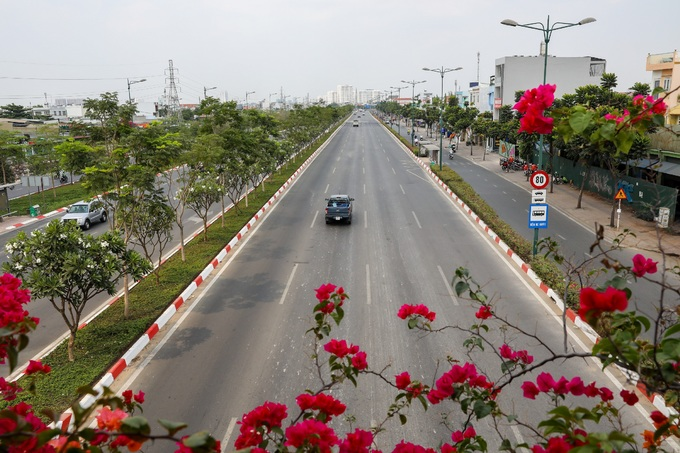 Sài Gòn cả ngày trống vắng - ảnh 3