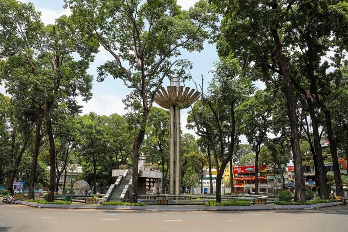 Sài Gòn cả ngày trống vắng - ảnh 6