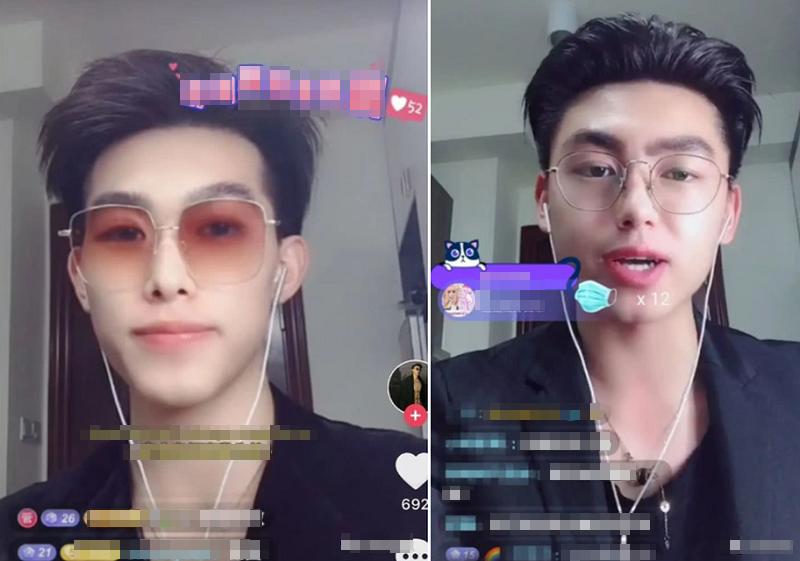 Vô tình tắt app làm đẹp, hot boy Trung Quốc bị fan quay lưng - 2
