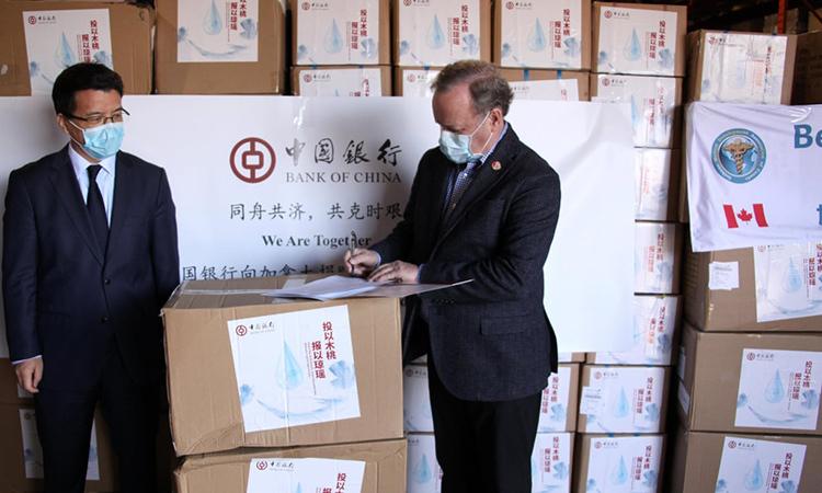 Trung Quốc xây hình ảnh lãnh đạo toàn cầu giữa Covid-19 - ảnh 1