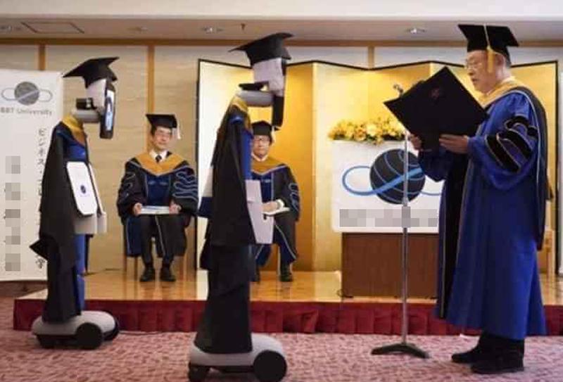 Sinh viên Nhật nhận bằng tốt nghiệp online mùa dịch - 6