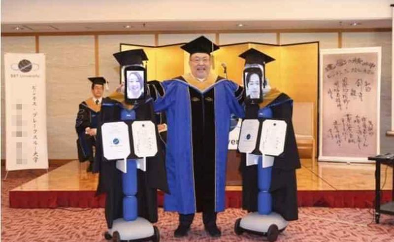 Sinh viên Nhật nhận bằng tốt nghiệp online mùa dịch - 10