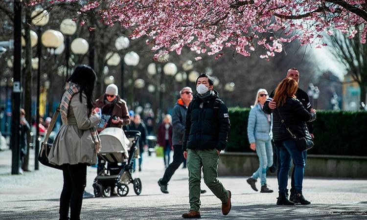 Cảnh báo nửa dân số Thụy Điển có thể nhiễm nCoV -