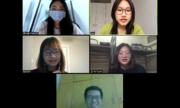 Dự án quyên tiền chống Covid-19 của du học sinh Việt