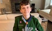 Cậu bé 13 tuổi sáng chế thiết bị bảo vệ tai