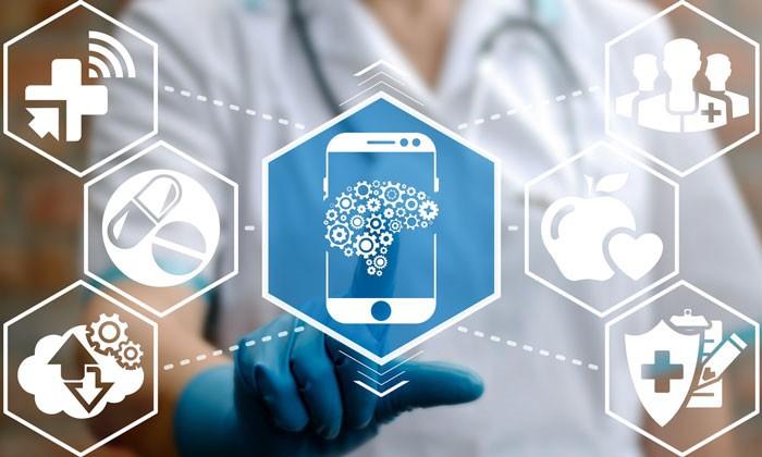 Blockchain có thể giúp đơn giản hoá quy trình lập hồ sơ y tế đồng thời đảm bảo bảo mật thông tin y tế của người dùng.
