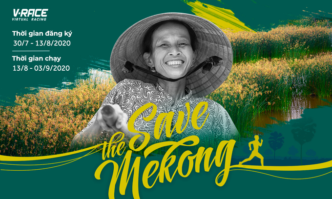 Save The Mekong