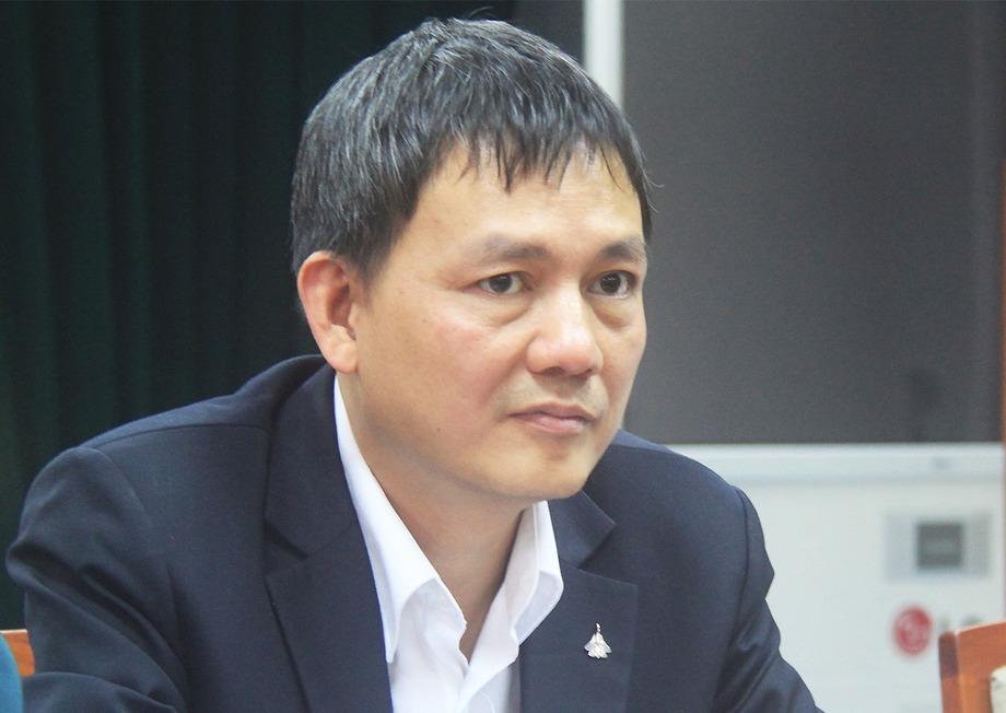 Ông Lại Xuân Thanh, Chủ tịch Tổng công ty Cảng hàng không Việt Nam. Ảnh: ACV
