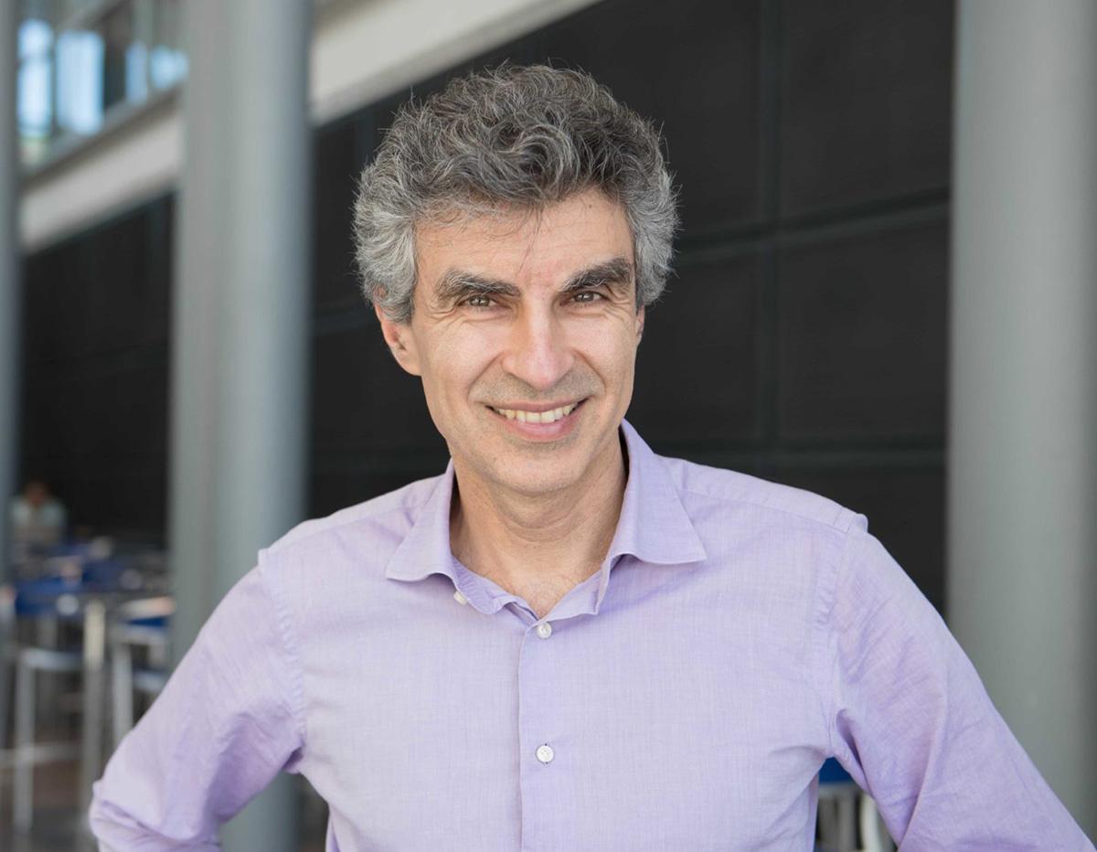 GS Yoshua Benjio. Ảnh: NVCC.