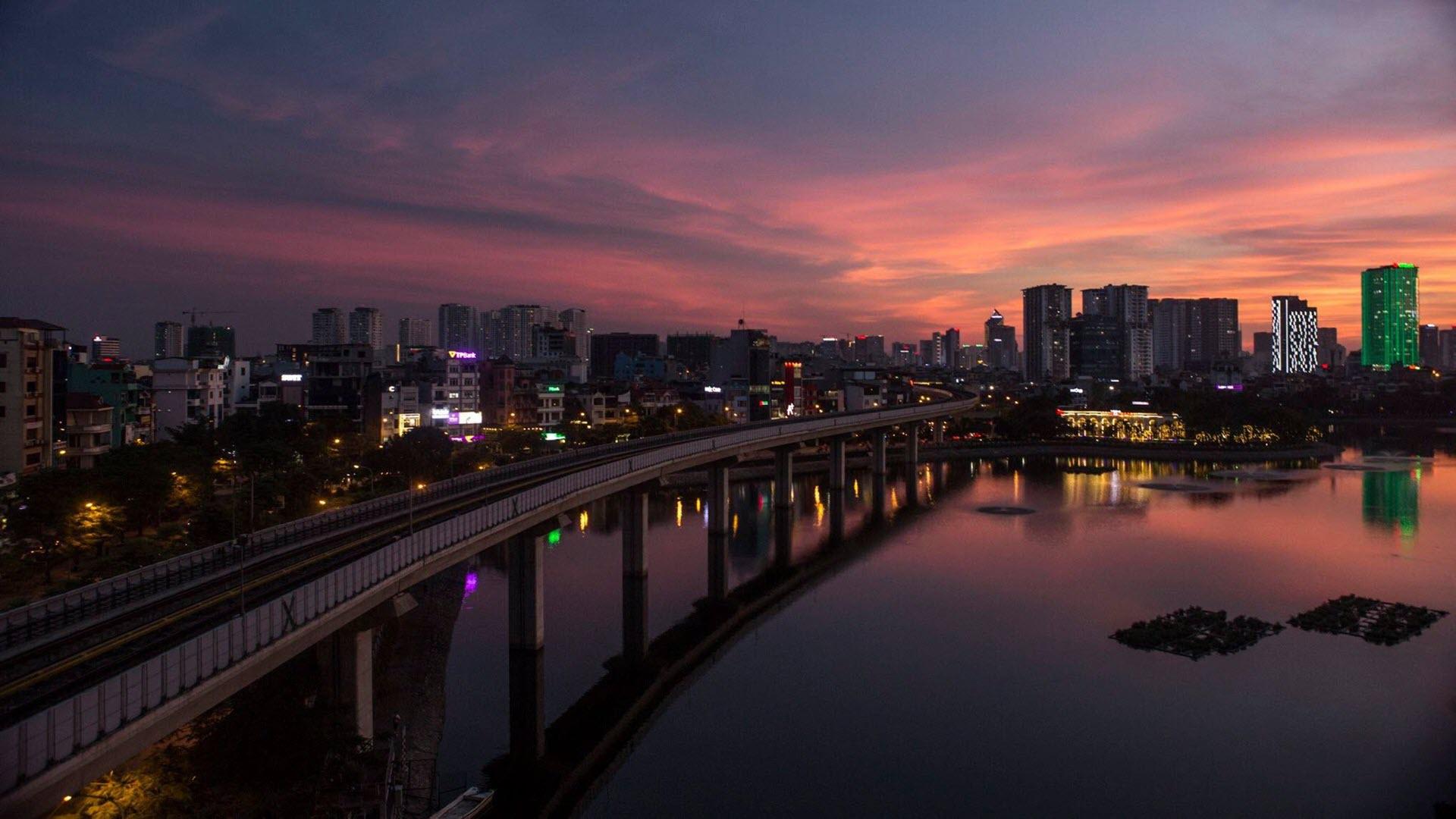 Hanoi Midnight 2021