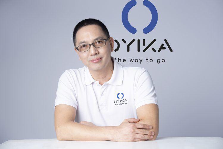 Người sáng lập và Giám đốc điều hành Oyika Lee Jinsi / Nguồn ảnh: Oyika