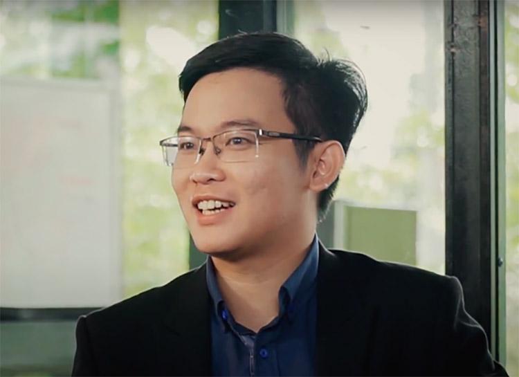 Diễn giả Nguyễn Văn Minh Đức. Ảnh: NVCC