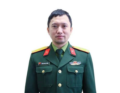 TS Hoàng Ngọc Dương. Ảnh: NVCC