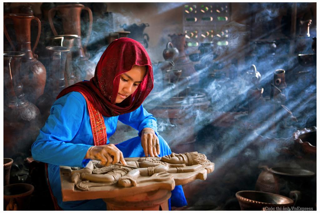 Thợ gốm