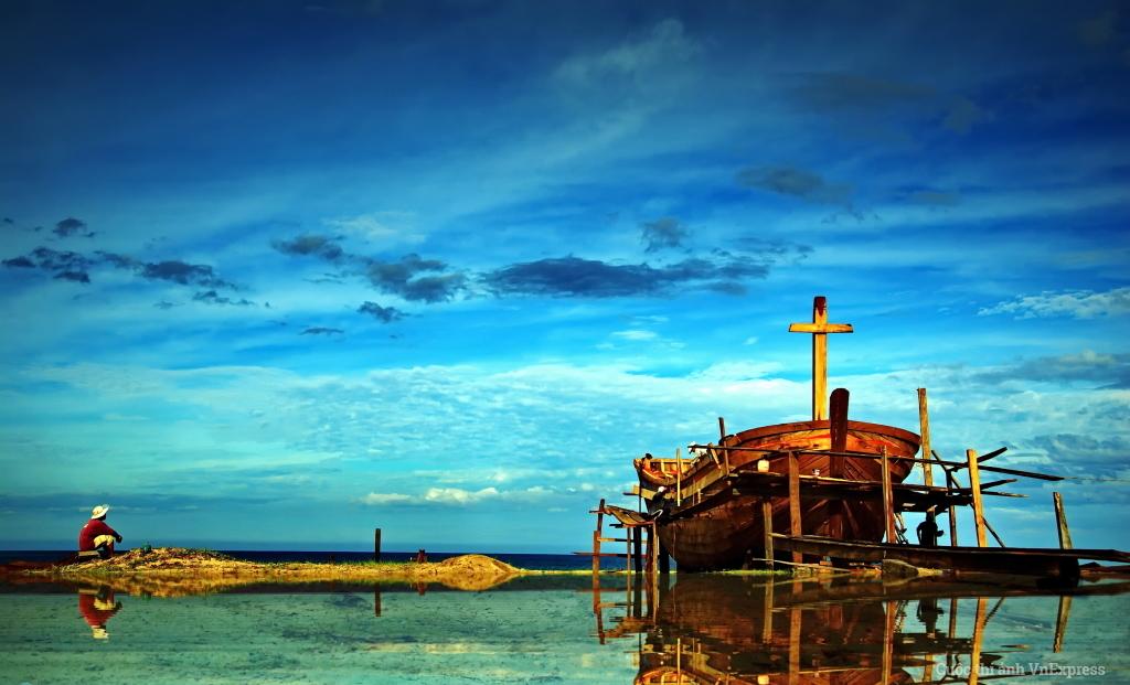 Đóng tàu