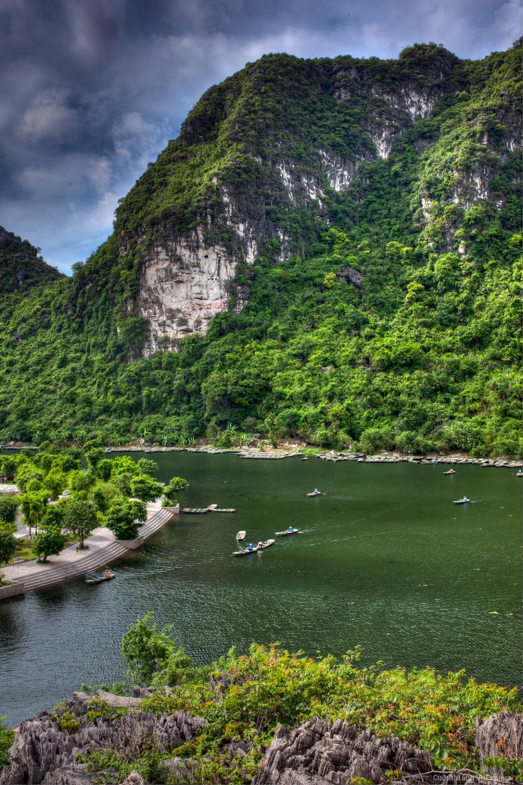 Bến Tràng An-Ninh Bình